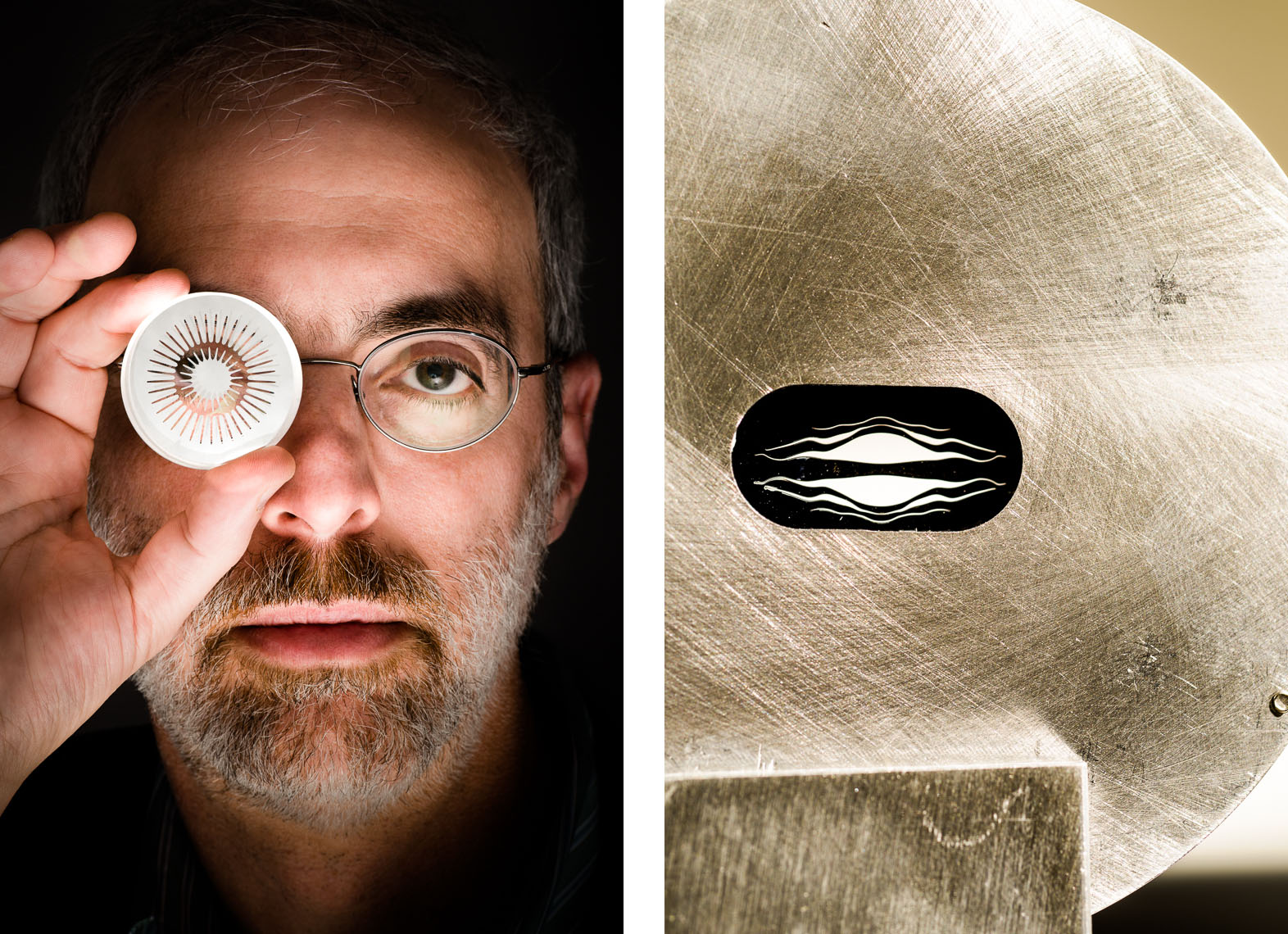 Science Portraiture | Astrophysicist Jeremy Kasdin
