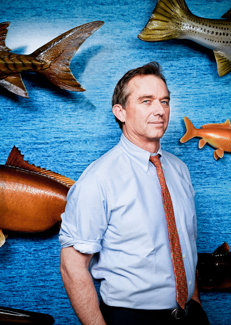 Robert Kennedy Jr. / Environmental Attorney