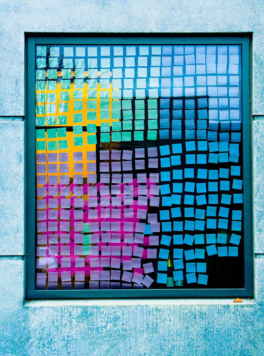 Post Its / Mountain View CA