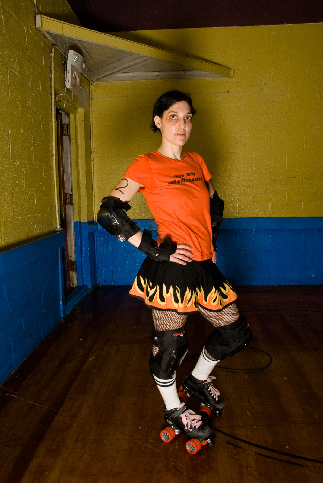 Roller Derby / NJ Dirty Dames