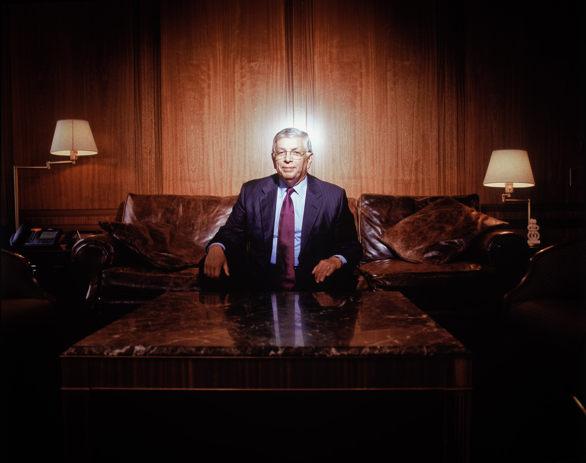 David Stern / NBA Commissioner