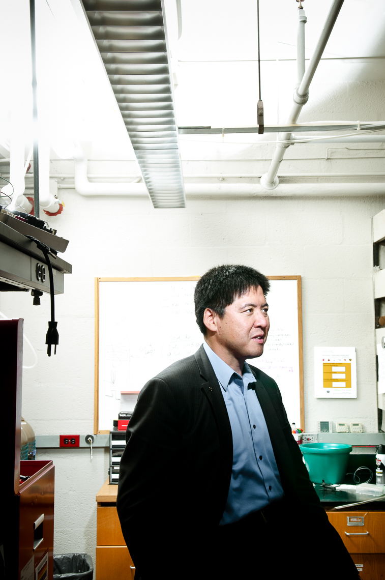 Sam Wang, Neurobiologist